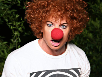 Discount Carrot Top Tickets At Mgm Grand Las Vegas